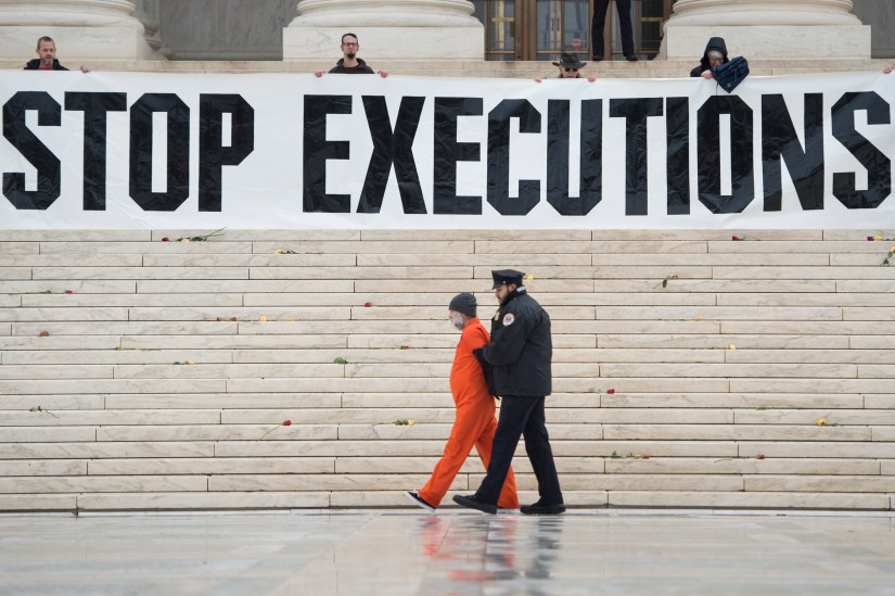Image result for anti death penalty for terrorists