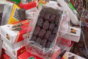 80 to 30 thousand kilograms of dates are available in Jaipur, know from which country have come Rajasthan News- Jaipur News- Holy month of Ramjan- sale of dates- varieties of many countries are available in market