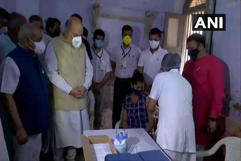 Coronavirus Vaccination: भारत ने एक दिन में किया रिकॉर्ड वैक्सीनेशन, अब तक 47 लाख का आंकड़ा पार