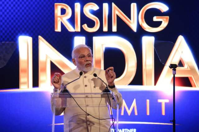 For Me, Rising India Means the Rise of 125 Crore Indians, Says PM ...