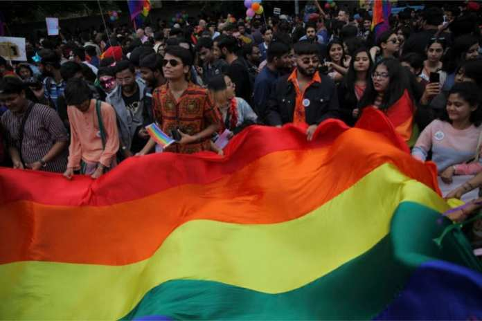 Queer Pride Parade 2019 in Delhi Takes on Transgender Bill 1 e1574680490641