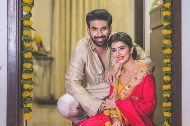 Rajeev Sen, Charu Asopa Delete All Pics with Each Other on ...