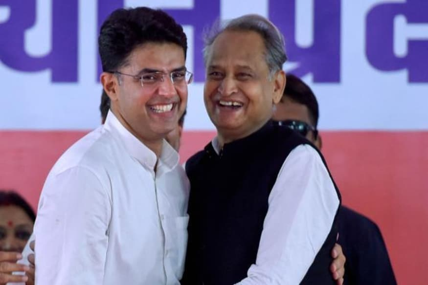 Sachin Pilot, Ashok Gehlot coming face to face tomorrow