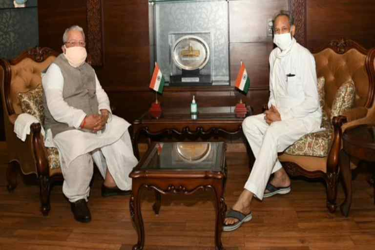 राजस्थान के राज्यपाल के ताजा प्रस्ताव में, गहलोत मंत्रिमंडल 14 अगस्त से विधानसभा सत्र चाहता है