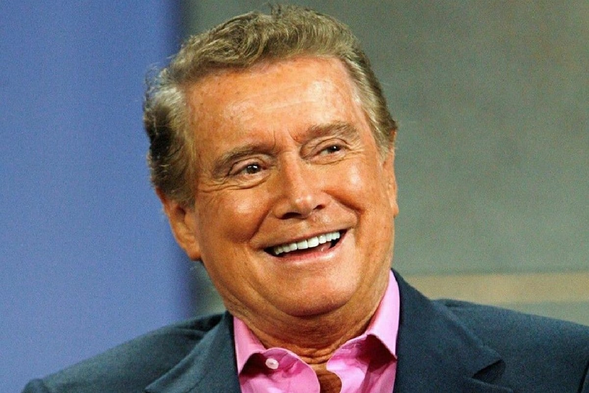 Regis Philbin, Iconic TV Show Host, Passes Away at 88