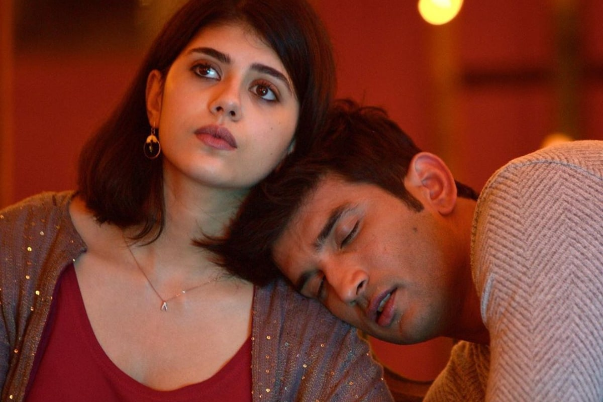 Sanjana Sanghi Shares Pic with Sushant Singh Rajput as Actor Takes Power Nap During Dil Bechara Shoot