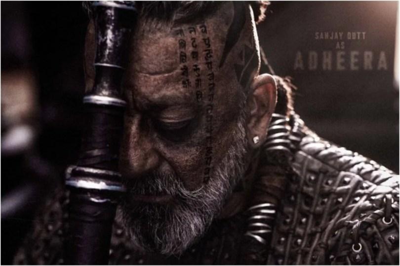 Sanjay Dutt as Adheera in 'KGF 2'