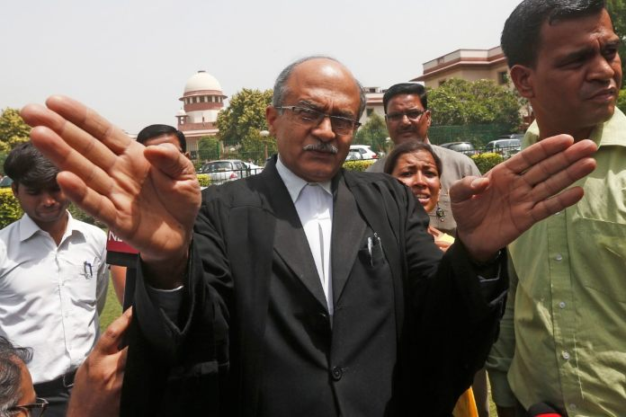 Prashant Bhushan: My Contempt Case a Watershed Moment for Freedom of Speech  - News18