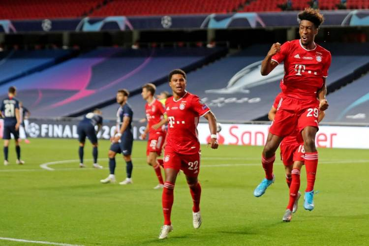 Bayern Munich vs PSG HIGHLIGHTS, UEFA Champions League ...