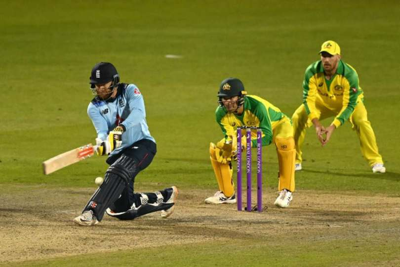 England vs Australia, 3rd ODI at Old Trafford Live Score: Bairstow and Morgan Fight Back