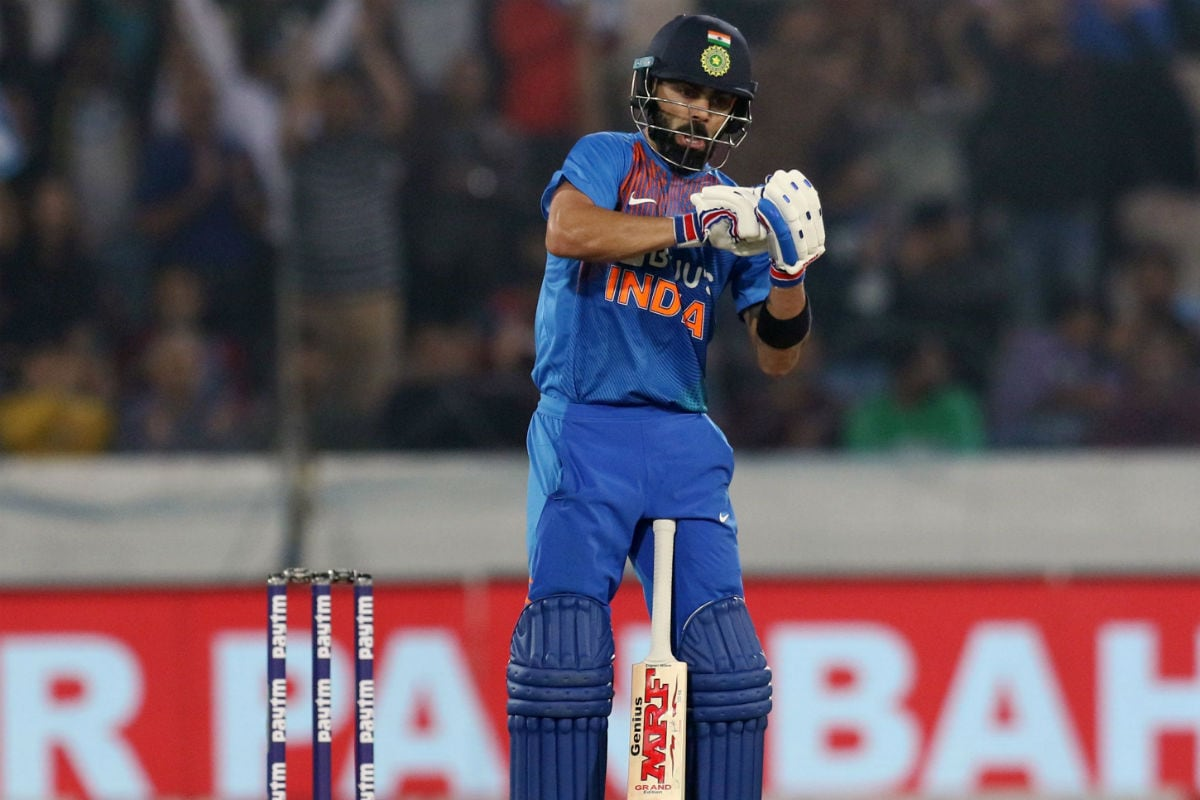 Virat Kohli Hit One Six Off me & Acted Macho: Kesrick Williams on Duel with India Captain