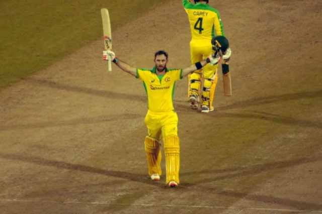 England vs Australia 2020: Marauding Maxwell Breaks New Ground After Mental Health Battle