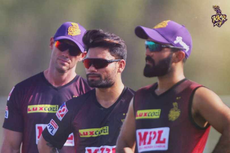 IPL 2020: A Former Olympic Sprinter is Helping Out Cricketers at KKR, Find Out How