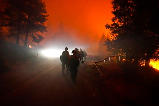 'Nothing Left In The Bucket': Wildfire Resources Run Thin