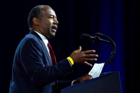 HUD Secretary's Notes Show He's Upset With WH Appointments
