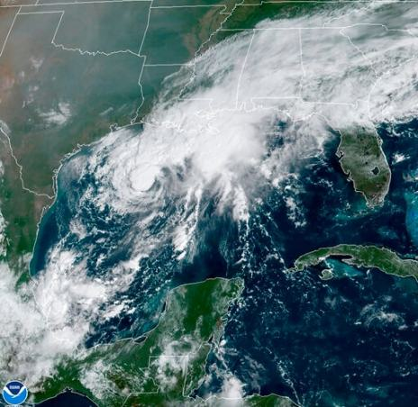 Tropical Storm Beta Spurs Hurricane Worries For Texas