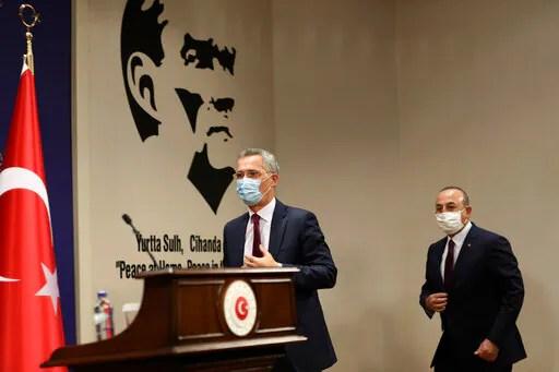 Turkish Diplomat Denounces Armenia On Trip To Azerbaijan
