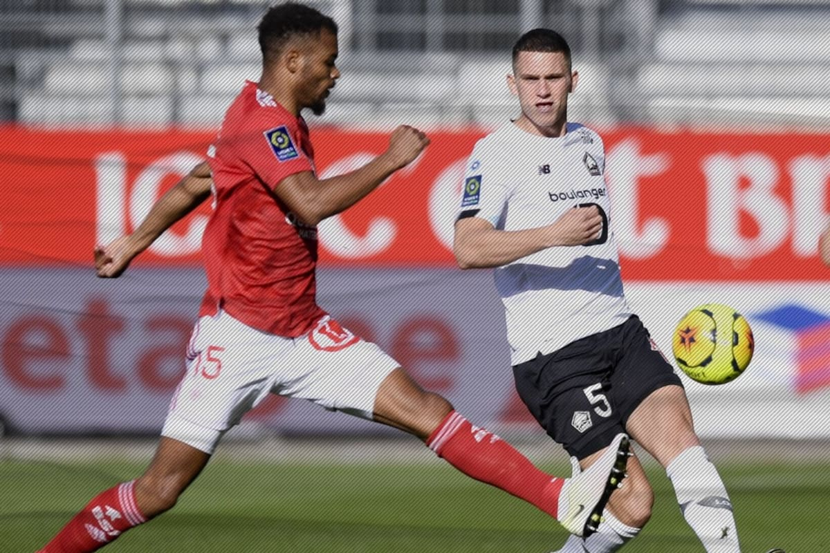 Lille Suffer First Ligue Defeat Of Season At Brest Only Hindi News Today