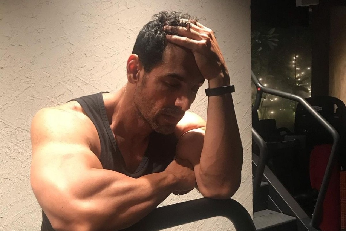 John Abraham Flaunts His Toned Biceps in Latest Instagram Post