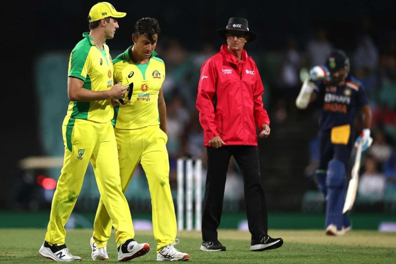 India vs Australia: Injured Marcus Stoinis Likely To Miss Second ODI