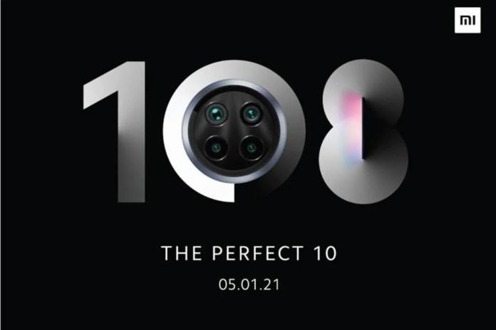 1608621406 mi 10i india Xaiomi Mi 10i 'मेड इन इंडिया' फोन 5 जनवरी को लॉन्च करने के लिए 108-मेगापिक्सेल प्राथमिक कैमरा के साथ