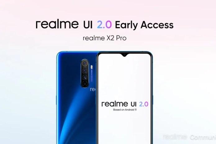 Realme UI 2.Zero अर्ली एक्सेस अब Realme 7, X2 Professional, 6 Professional और Narzo 20 Professional यूजर्स के लिए ओपन करें, रजिस्टर कैसे करें