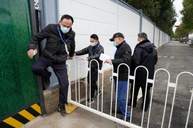 'Invite WHO to US for Study of Virus Origins': China's Rebuttal to Fauci's Wuhan Lab Leak Emails
