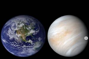 NASA Shares Interesting Facts About Venus' Sister Planet Earth 'on National Brothers' Day