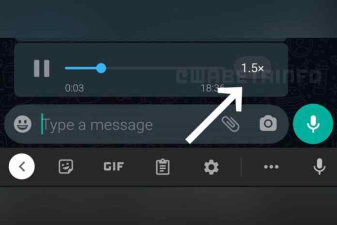 WhatsApp Update for Android Beta Brings Voice Message Playback Speed Control: How it Works | Latest News Live | Find the all top headlines, breaking news for free online April 23, 2021