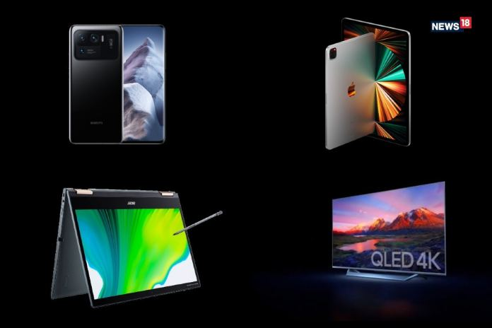 Apple iPad Pro, iMac, Mi 11 Ultra, Acer Spin 7 and More | Latest News Live | Find the all top headlines, breaking news for free online April 24, 2021