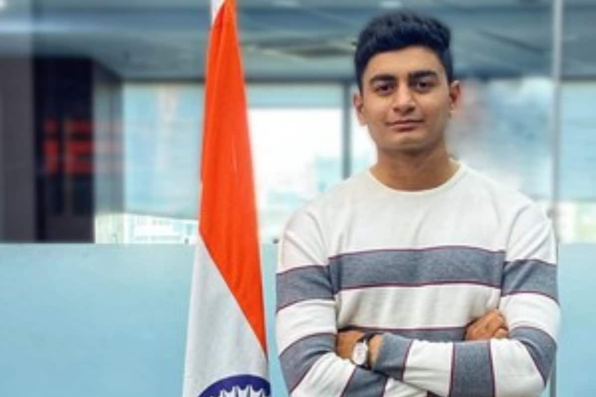 19-year-old Indian Golfer Donates All His Earnings to Fund Vaccination Drive