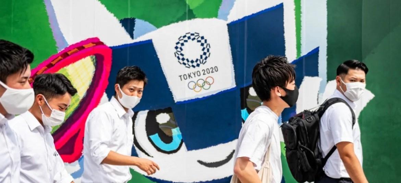 ओलिंपिक स्टाफ, स्वयंसेवकों को टोक्यो खेलों के निकट टीका लगाया गया