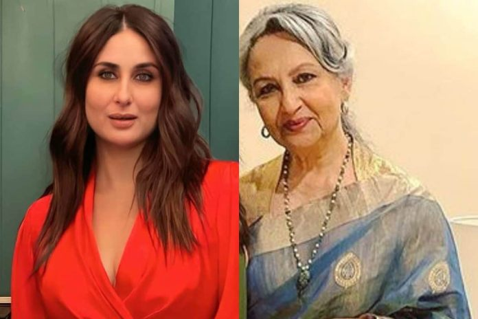 Kareena Kapoor, who married actor Saif Ali Khan in 2012, shares an unconventional bond with her mom-in-law Sharmila Tagore.