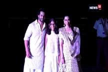 Sonam Kappor-Anand Ahuja Sangeet Ceremony: Stars Simmer In White And Gold