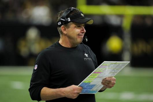 Sean Payton (Photo Credit: Reuters)