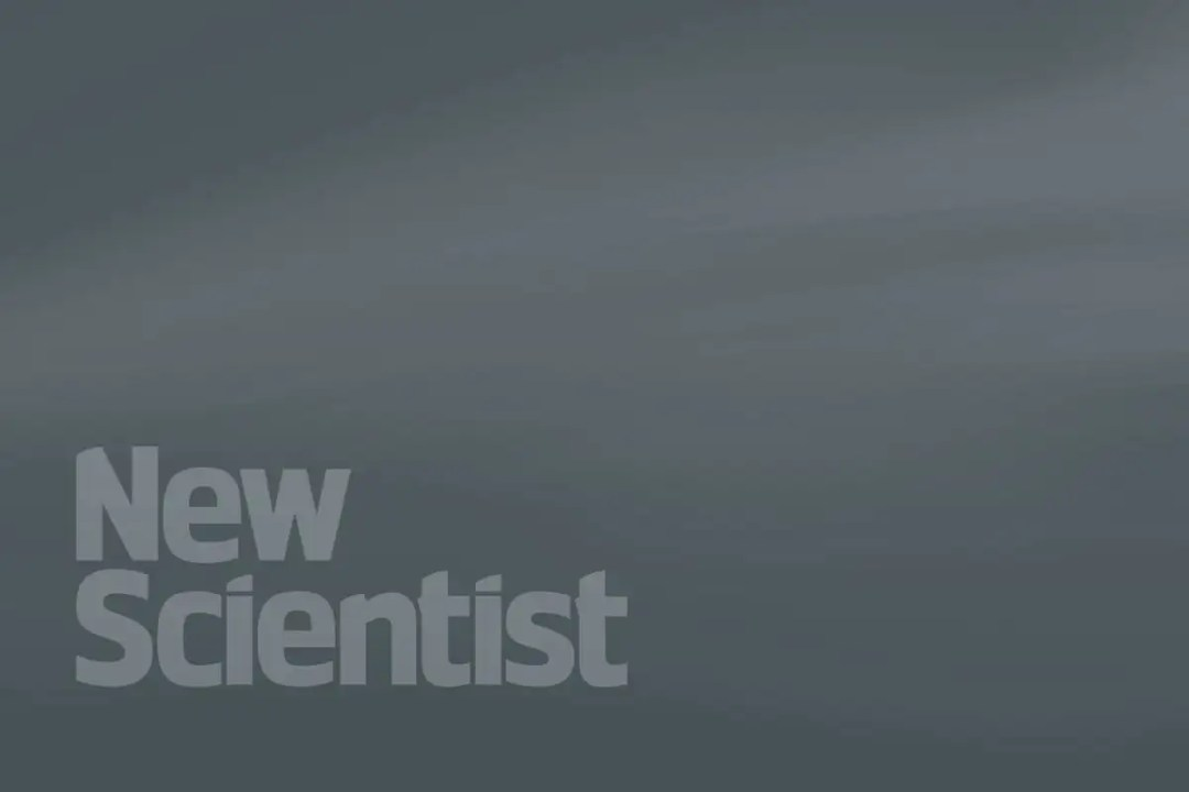 New Scientist Default Image