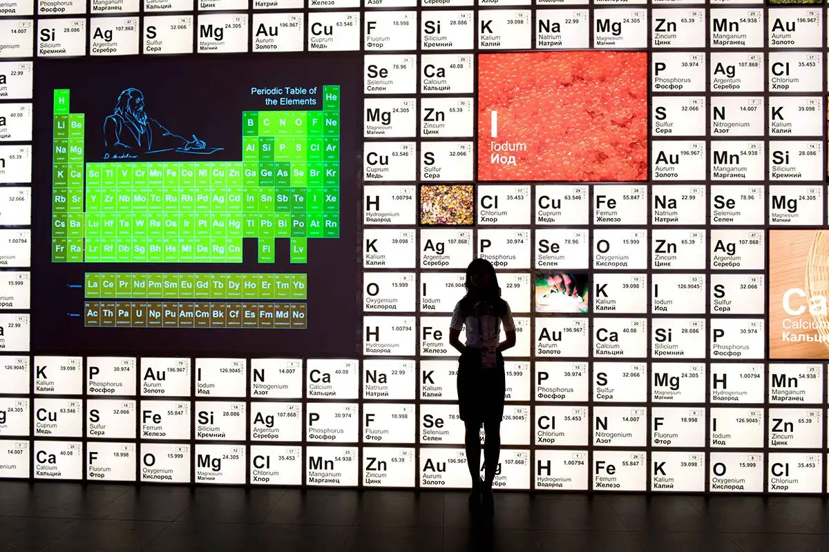 Four New Element Names To Be Added To The Periodic Table