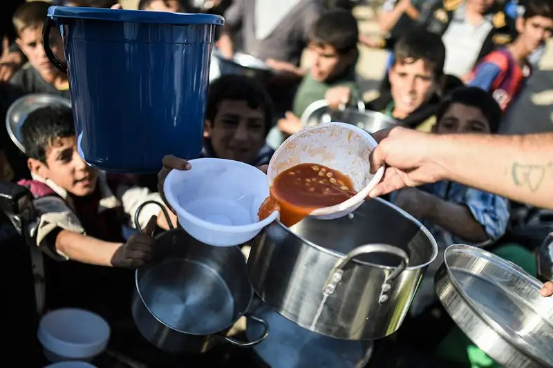 Image result for hunger in the world