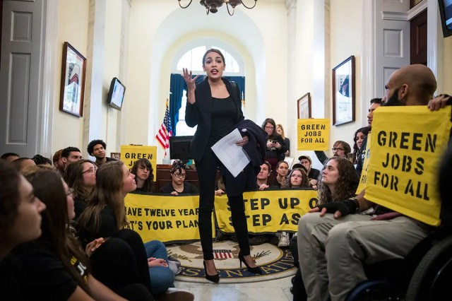 Can a Green New Deal boost the US economy and save the planet?