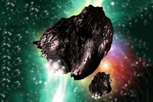 Here's how we could turn an asteroid into a space station