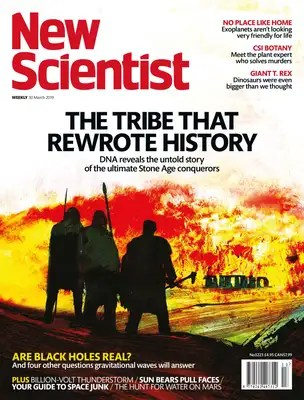 New Scientist issue 3223 cover
