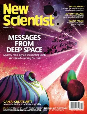 New Scientist issue 3229 cover