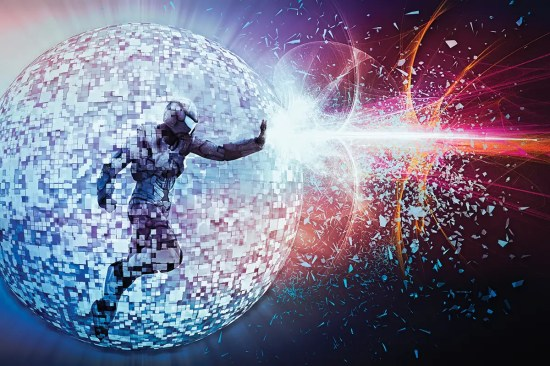 New Scientist Debate: emerging threats from disruptive technologies