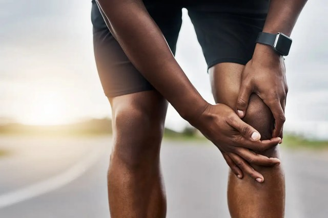 Inflammatory joint pain