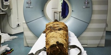 Listen to the groaning voice of a 3000-year-old Egyptian mummy