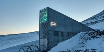 First new seeds put into Svalbard's upgraded doomsday vault