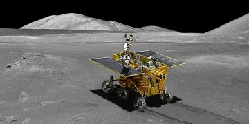 Chinas rover has discovered what lies beneath the moons far side