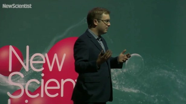 Pearse Keane at New Scientist Live 2019