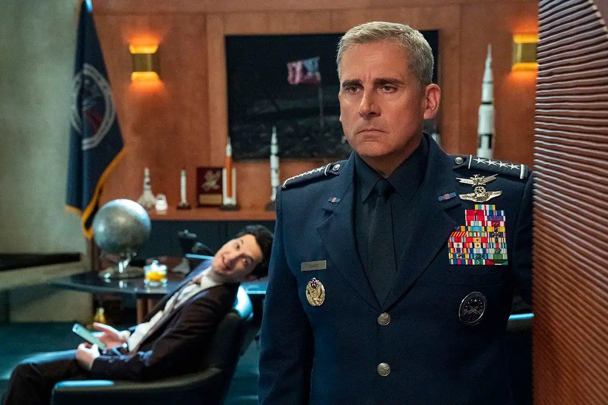 Space Force review: The sitcom is almost as comical as the real thing