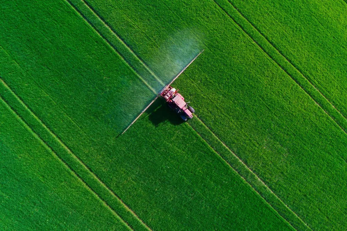 Crops sprayed with 'barcoded' spores could help trace food poisoning